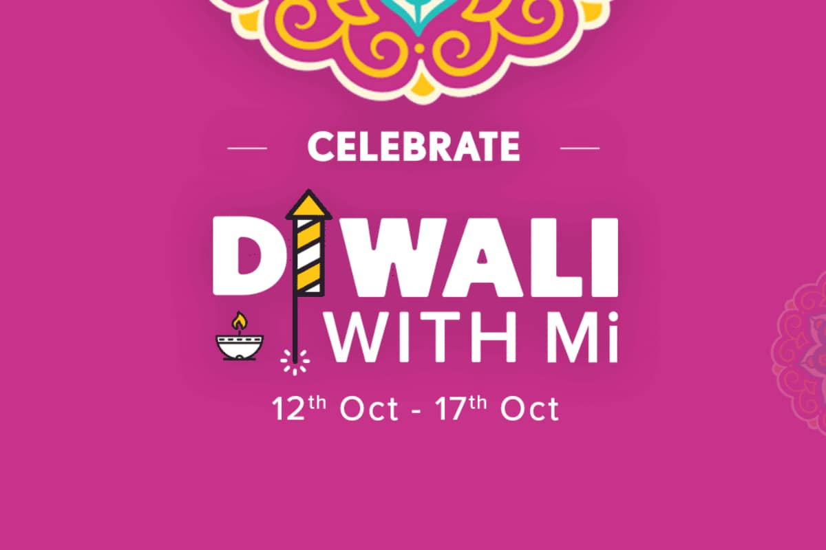 'Diwali with Mi' Sale! ஆஃபர் அள்ளுது....