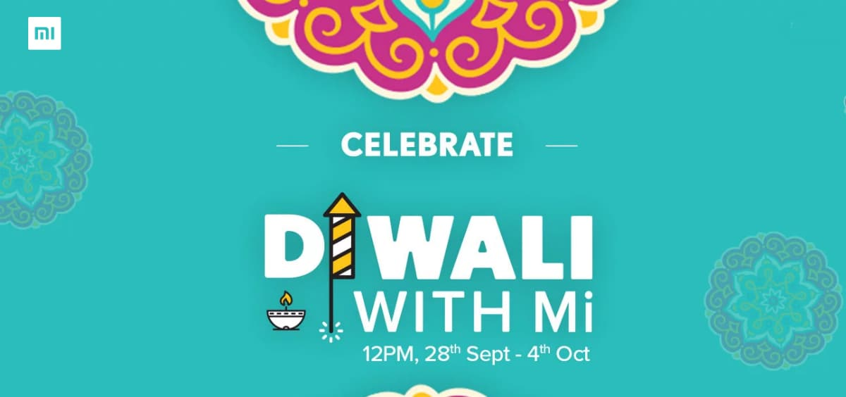 Xiaomi Announces Diwali With Mi Sale: Redmi K20 for Re.1; Price Cuts on Redmi Note 7 Pro, Mi TVs, Mi Band 3, More