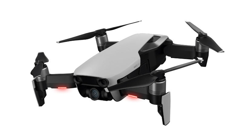DJI Mavic Air Foldable Drone Launched: Price, Specifications, and Features