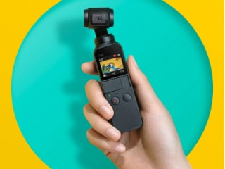 DJI Osmo Pocket Launched as 'World's Smallest 3-Axis Stabilised Camera' to Counter GoPro Hero Lineup
