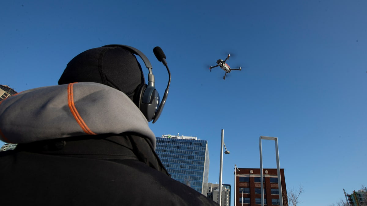 DJI Unveils Drone-to-Phone Tracking Amid Privacy Backlash