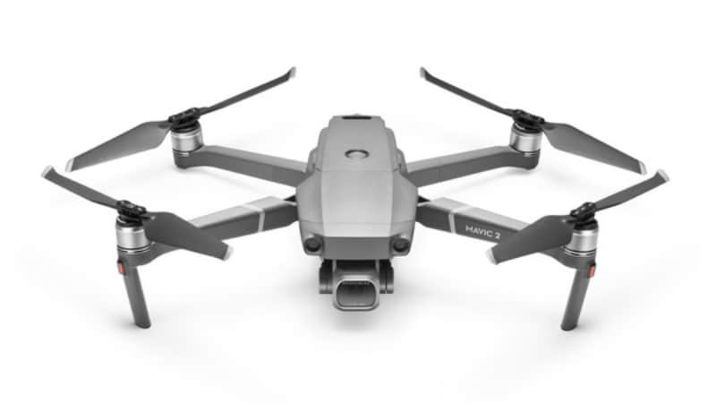 DJI Mavic 2 Pro, Mavic 2 Zoom Portable Drones Launched
