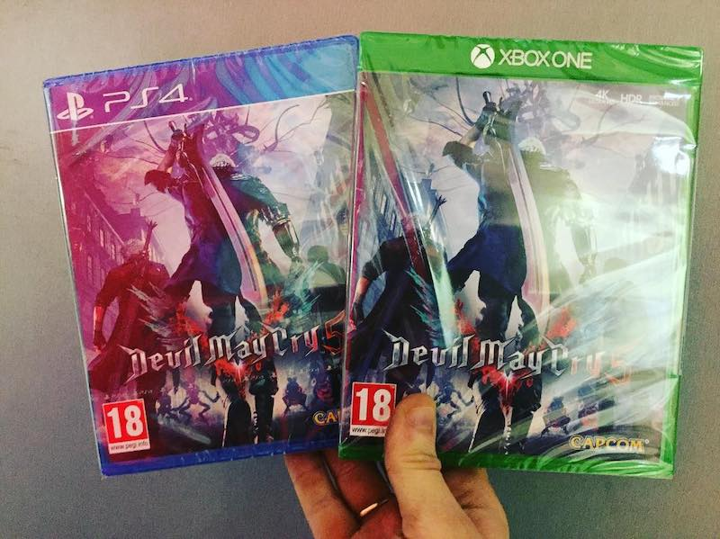 Devil May Cry 5 Release Date Broken Internationally