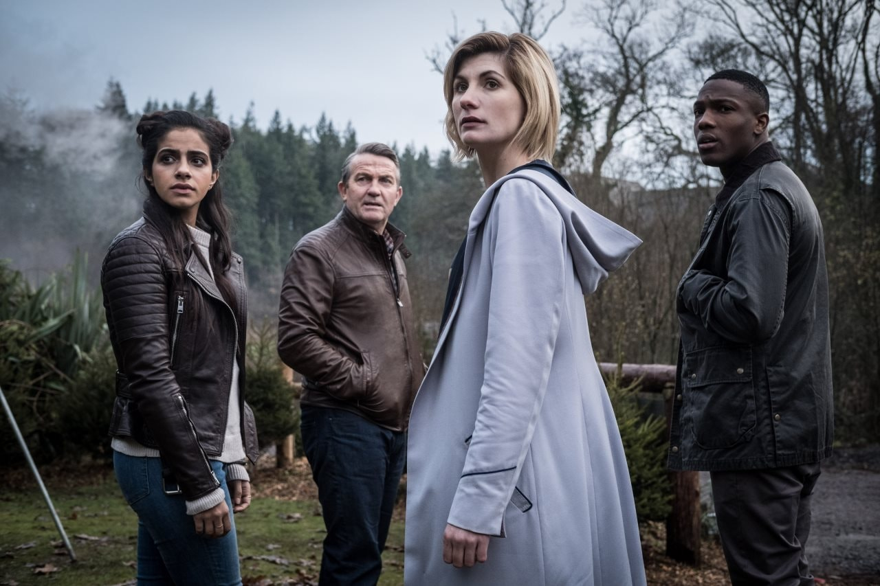 Doctor Who Just Dropped A Second Promo Clip At Comic-Con