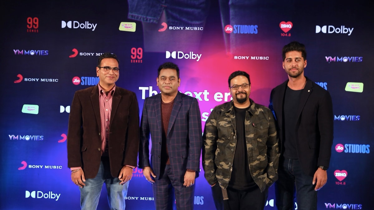 Dolby Atmos Music Comes to India, AR Rahman's '99 Songs' Soundtrack First Album in This Immersive Audio Format