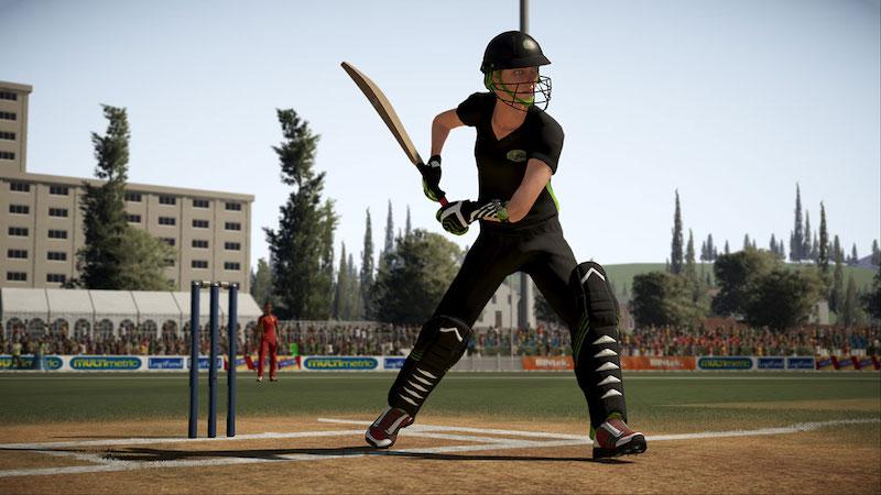 don bradman cricket 17 woman player Don Bradman Cricket