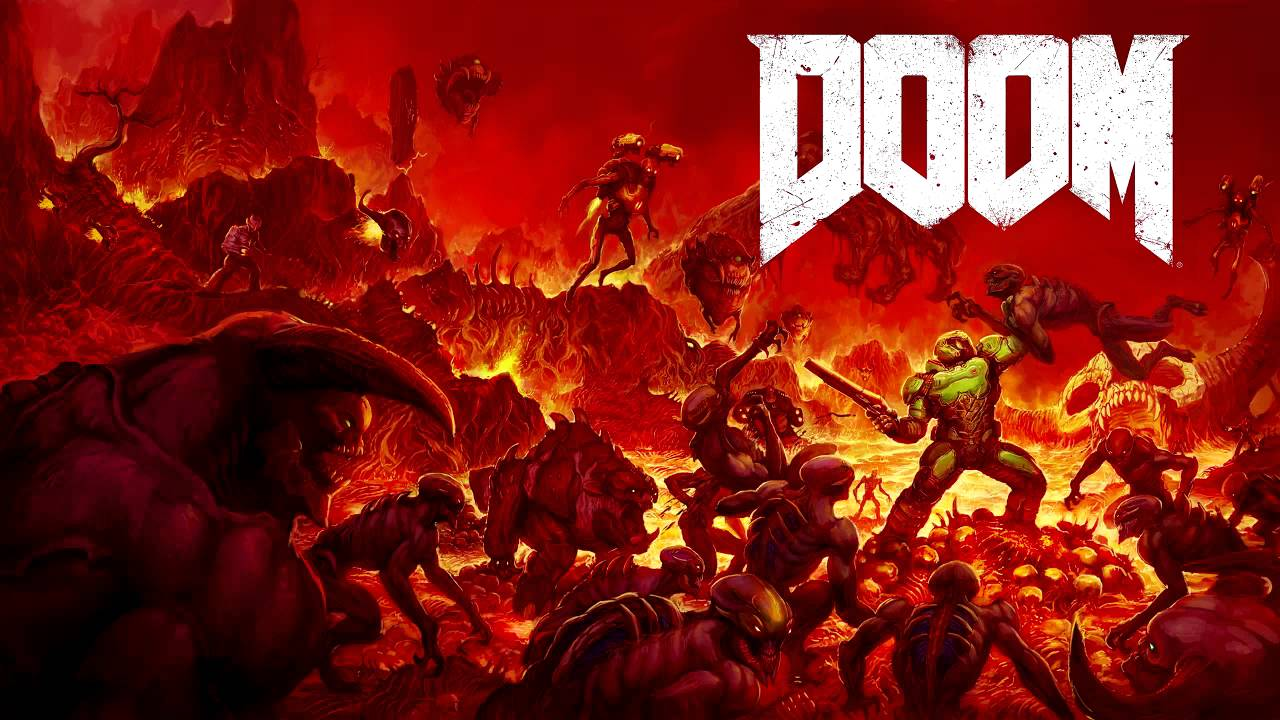 Doom 2: Hell on Earth Teased for E3 2018