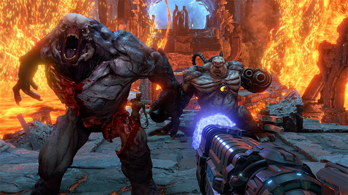 Bethesda at E3 2019: Doom Eternal Release Date, GhostWire