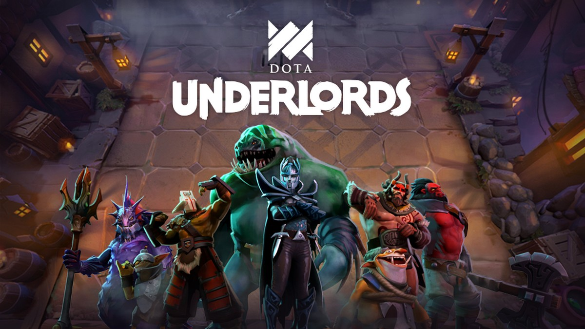 Valve announces Dota Underlords, a standalone Auto Chess