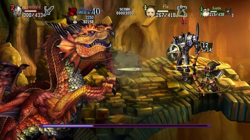 Dragon's Crown Pro Gets New Trailer Showing Off 4K Visuals