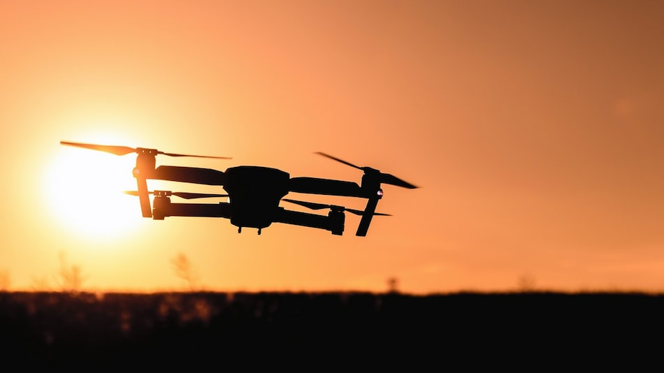Israeli Police Use Drones to Check in on COVID-19 Patients