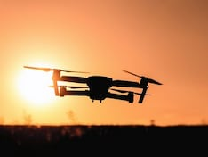 NASA's First-of-Kind Tests Look to Manage Drones in Cities