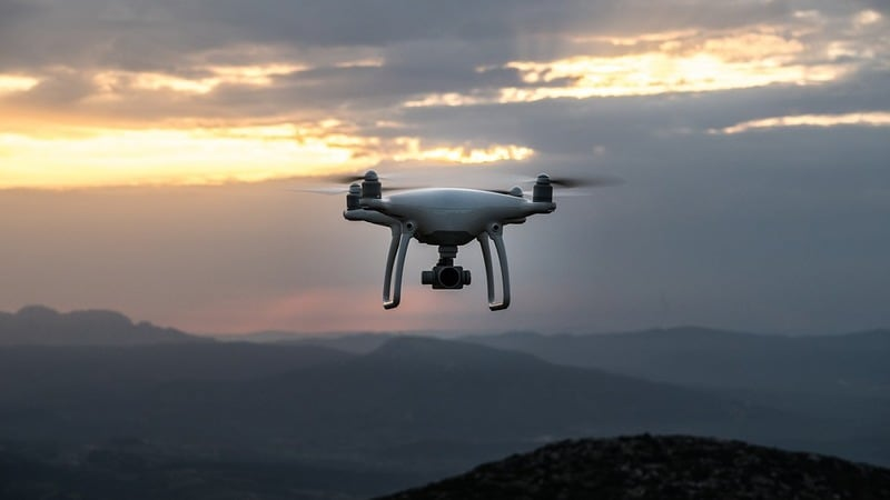 India Unveils Drone Policy, to Be Effective From December