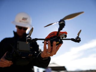 Microsoft, Qualcomm, Sony Climb Aboard Drones Software Firm AirMap
