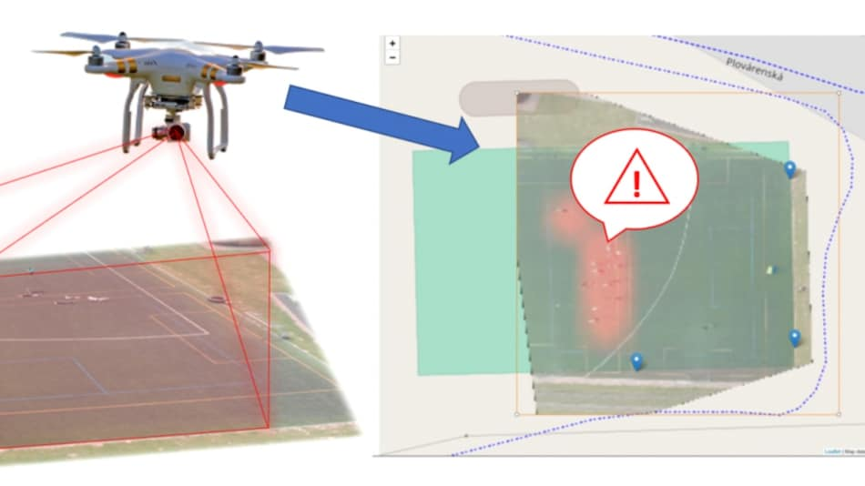 Czech Scientists Give 'Brains' to Drone System to Detect Abnormal Behaviour