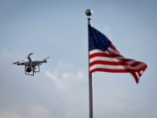 US Drone Programme Taps Apple, Passes Over Amazon, China's DJI