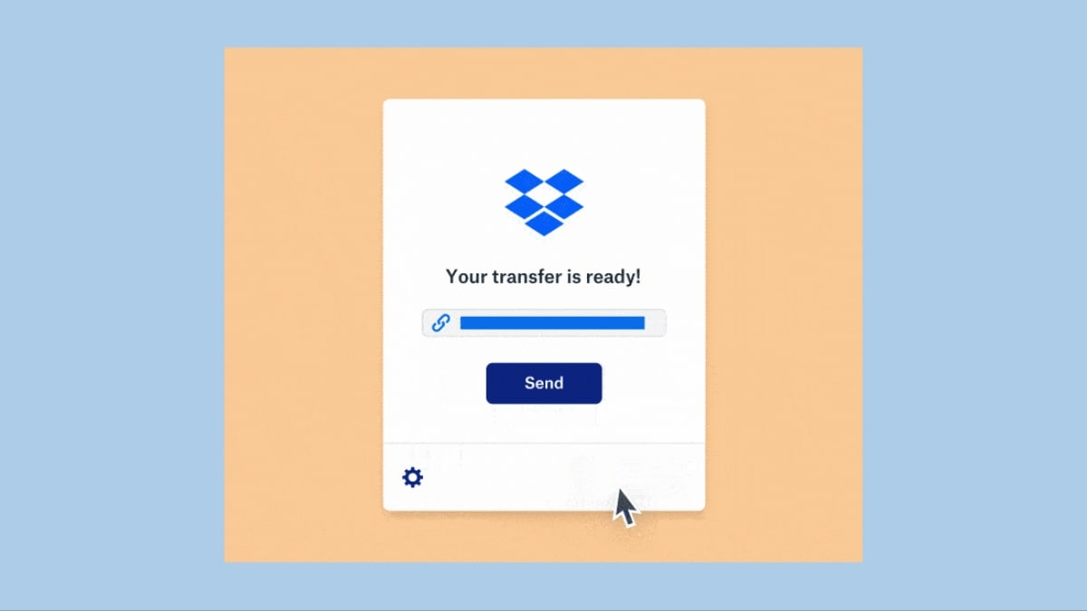 Dropbox Transfer Lets Users Easily Send Up to 100GB Files