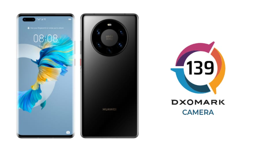 Huawei Mate 40 Pro+ Gets Highest DxOMark Smartphone Camera Rankings