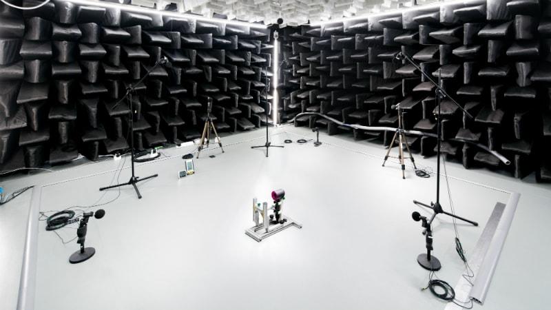 dyson acoustic lab malaysia development centre Dyson