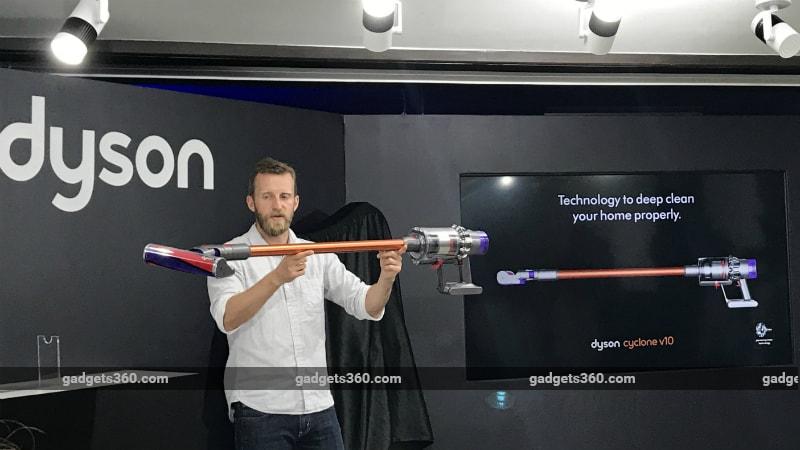 dyson cyclone v10 gadgets 360 Dyson