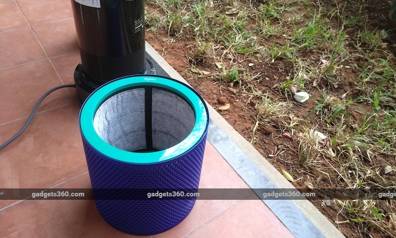 Dyson Pure Cool Link Air Purifier Review Ndtv Gadgets360 Com