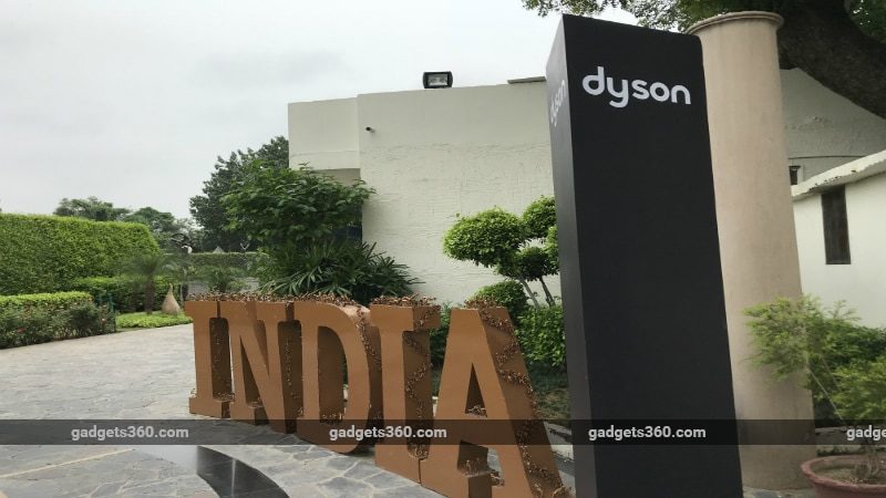 How Britain's Dyson Plans to Get Bigger in India