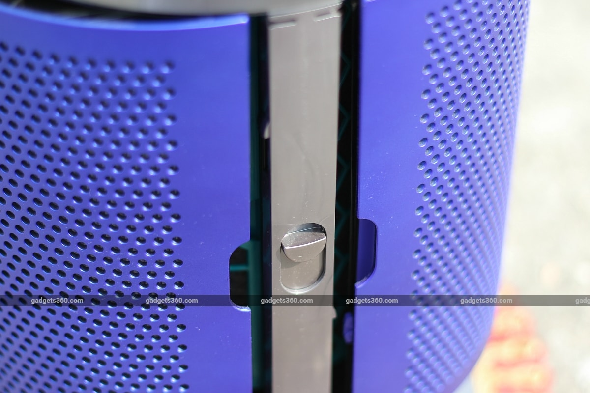 dyson pure hot cool air purifier filters compartment gadgets 360 Dyson Pure Hot Cool Air Purifier