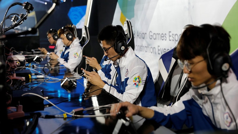 E-Sports: Move to Less Violent Games for 2022 Asiad, Says Alisport CEO