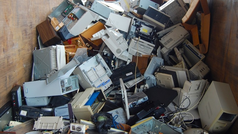 War Declared on World's Growing E-Waste Crisis