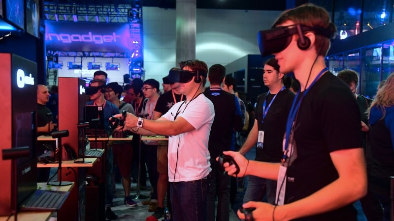 E3 2017: Gamers Face Their Demons in Virtual Reality