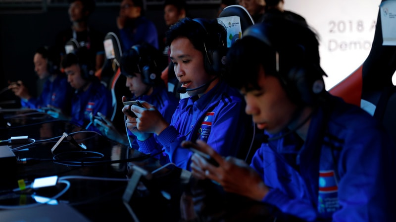 As E-Sports Make Asian Games Debut, China Crowned Arena of Valor Champion