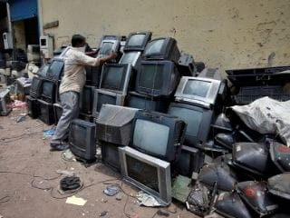 World's E-Waste 'Unsustainable', Says UN Report Citing China, India, and US