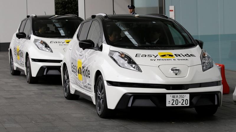 Nissan Starts Testing Semi-Autonomous Rides, Glitches or Not