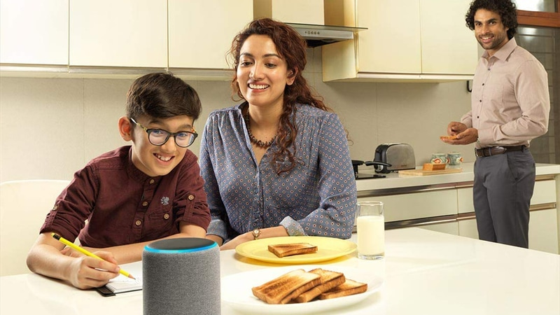 How Amazon Plans to Personalise Its Echo Smart Devices for India