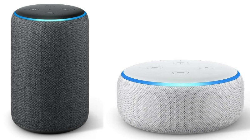 Amazon Echo Plus, Echo Dot (White) Released in India; New Doorbell, Motion Sensor APIs Introduced