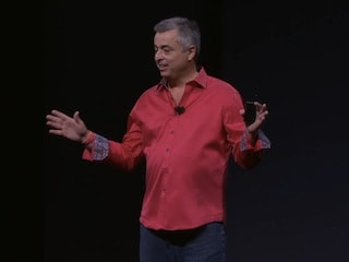 Apple's Software Chief Eddy Cue Calls Televisions 'Glorified VCRs'; Says TV Needs to Be Reinvented