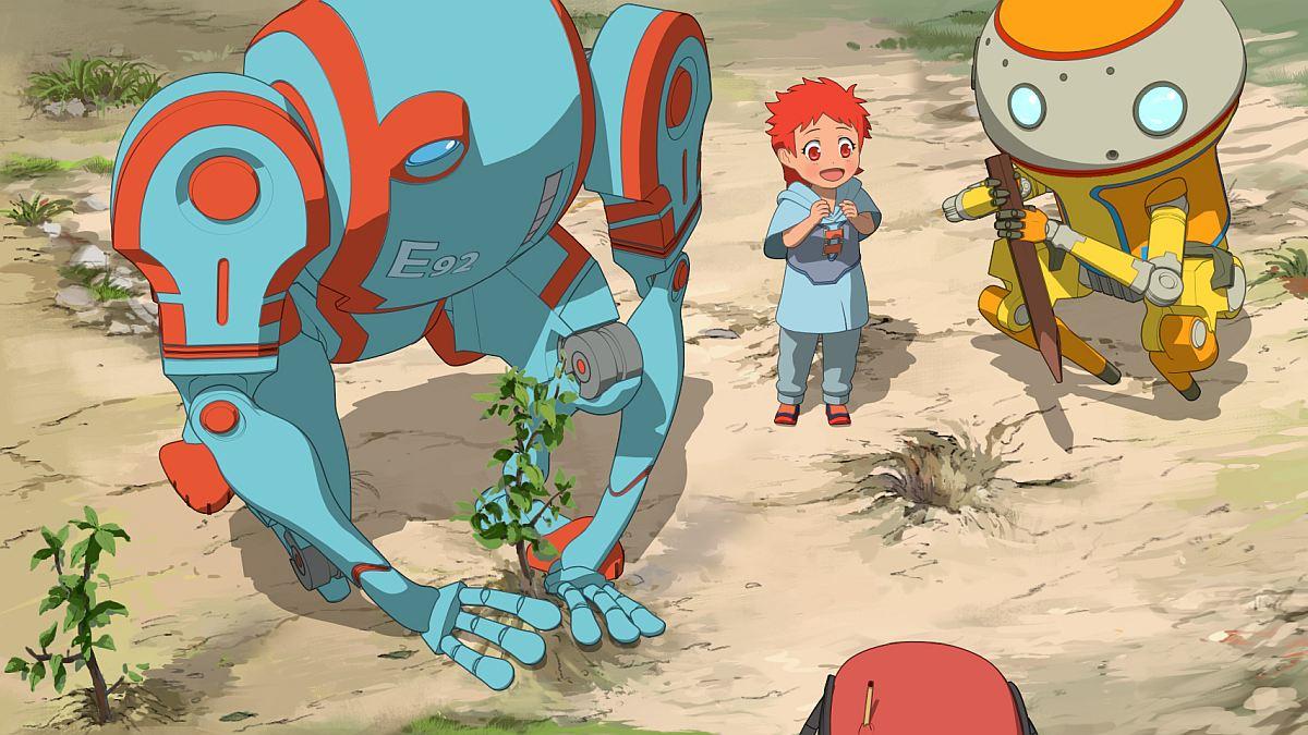 eden sara with robots netflix netflix