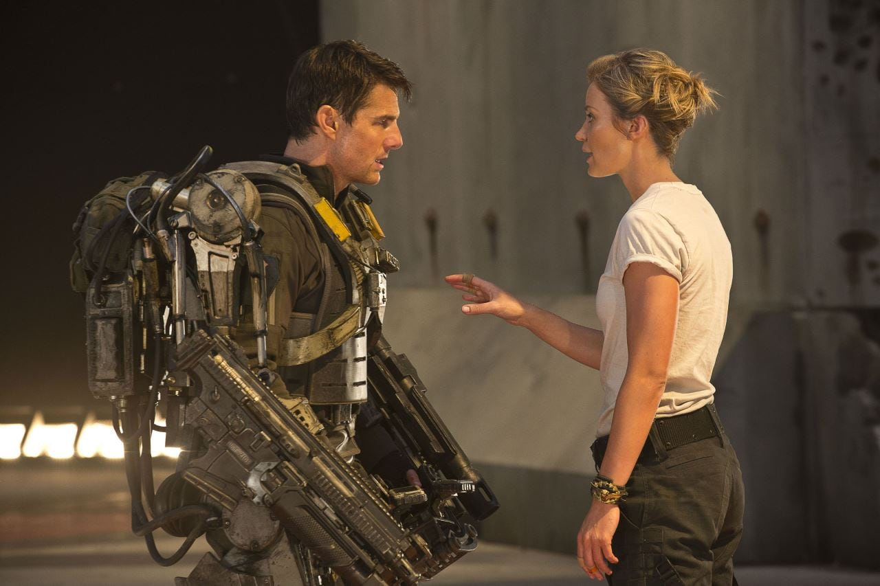 edge of tomorrow Edge of Tomorrow