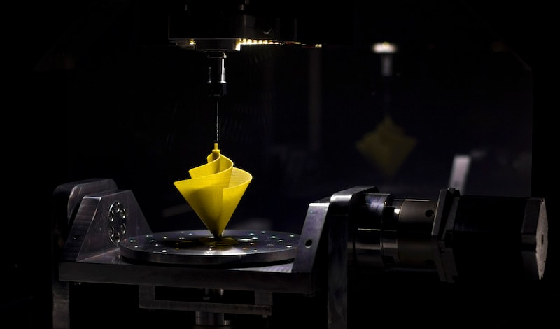 Meet Ethereal Machine's Halo, a '5D Printer' That's Just Won