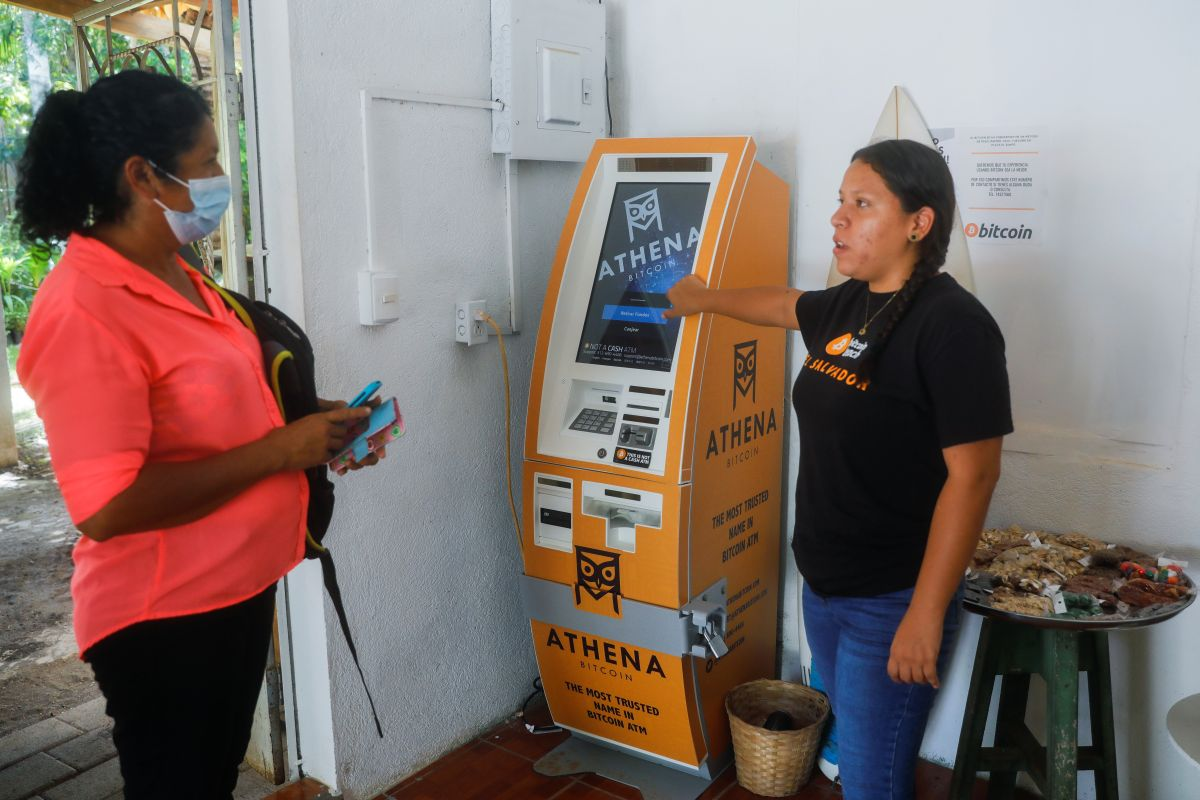 Bitcoin Legalised in El Salvador: IMF Sees Legal, Economic Issues