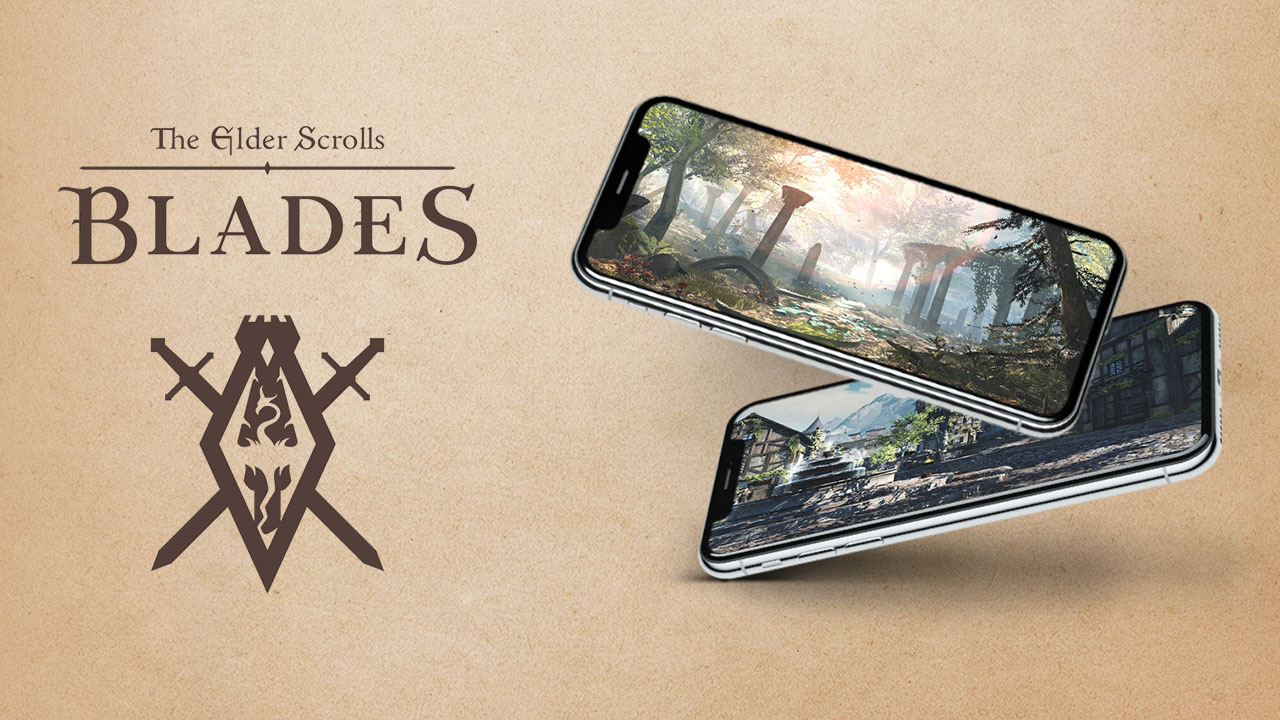 The Elder Scrolls: Blades iPhone Xs Trailer Shows Off Console Quality Visuals