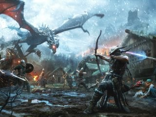 Elder Scrolls: Legends May Not Release on PS4 Due to Cross-Play Blocking