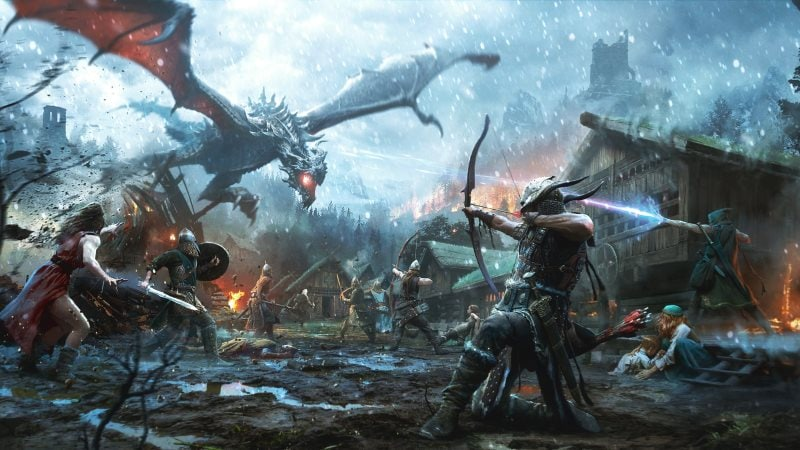 Why Elder Scrolls: Legends May Not Make It to PS4