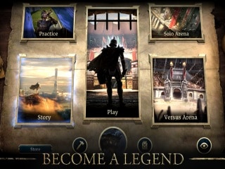 The Elder Scrolls: Legends Strategy Card Game Now Available for Android