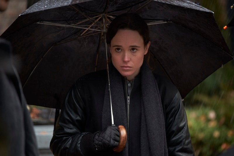 The Umbrella Academy Behind-the-Scenes – Ellen Page & Co. Introduce New Netflix Superhero Series