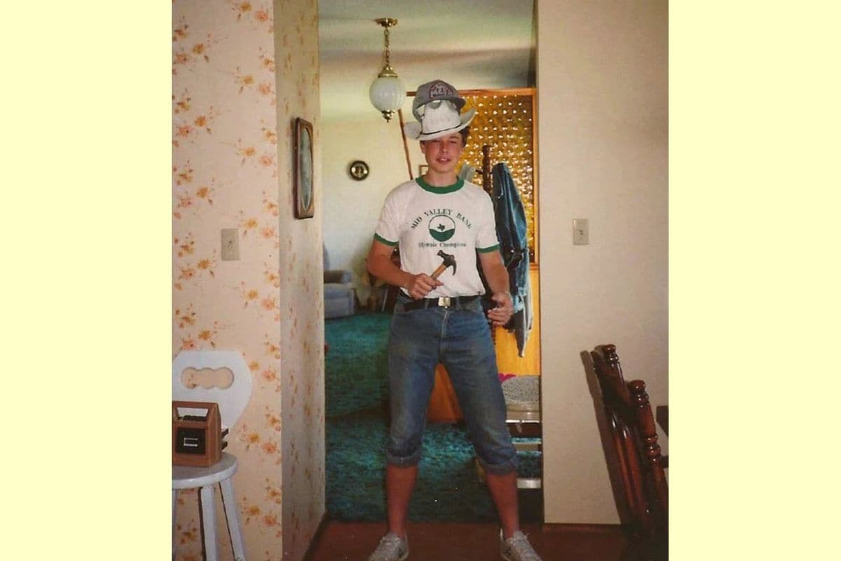 Elon Musk's Picture Of When He Was 17 Shows Tech CEO Quirky's Side Young