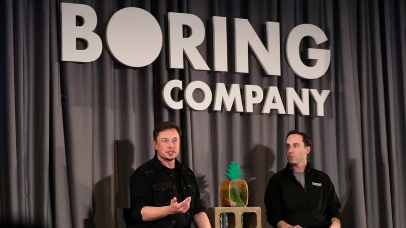 Elon Musk's Boring Company Lays Off 5 Employees - NDTV