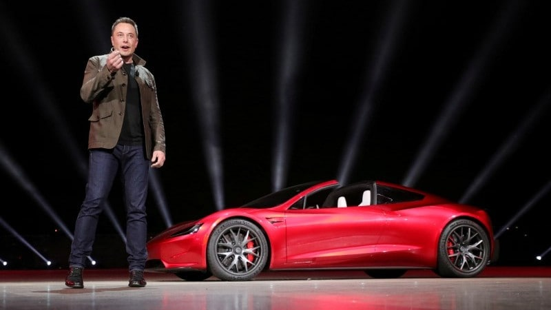 Elon Musk Makes Light of Tesla's Woes in April Fool's Day Twitter Prank