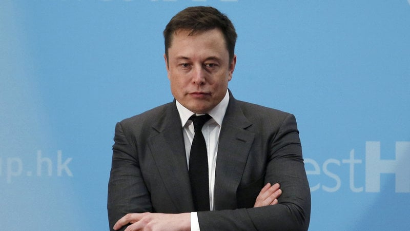 Tweet storm: Musk quits as chairman over false claims