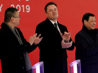 Tesla CEO Elon Musk Offered Residency by China